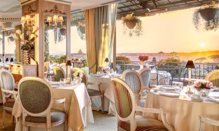 L'HOTEL SPLENDIDE ROYAL DI ROMA OGGI ANCORA PIÙ BELLO UN RICCO 2017 CON NOVITÀ DI RESTYLING