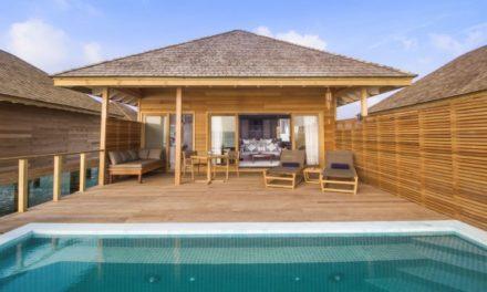 L'HURAWALHI ISLAND RESORT & SPA ALLE MALDIVE APRE IN SETTEMBRE 2016