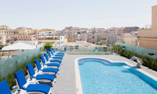 LA SKY BLU TERRACE DELL'ALEPH ROME HOTEL