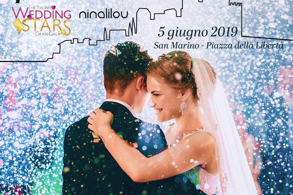 LE STARS DEL WEDDING BRILLANO SOTTO IL CIELO DI SAN MARINO