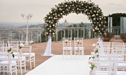 ROME CAVALIERI, A WALDORF ASTORIA RESORT, HA APERTO LE PORTE AD UN ESCLUSIVO WEDDING OPEN DAY