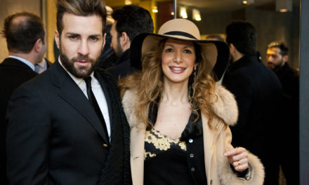 TRUSSARDI EXCLUSIVE PARTY NEW COLLECTION
