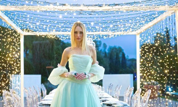 LA VIE EN BLANC ATELIER TRIONFA NELL'EVENTO CHE DÀ IL VIA ALLA STAGIONE 2020 DEL WEDDING A VILLA DINO