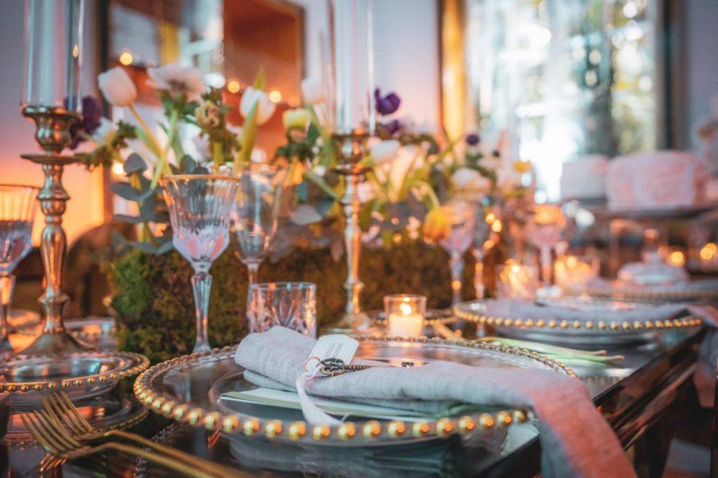 L'eleganza degli allestimenti wedding di Le Bonheur Event Design