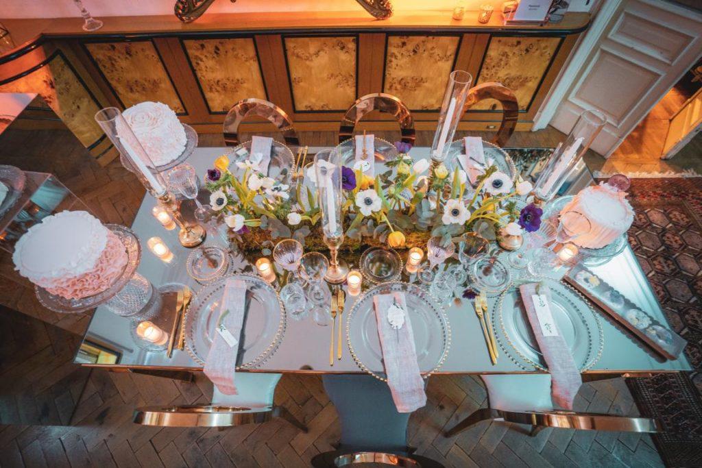 L'eleganza della mise en place wedding di Le Bonheur Event Design