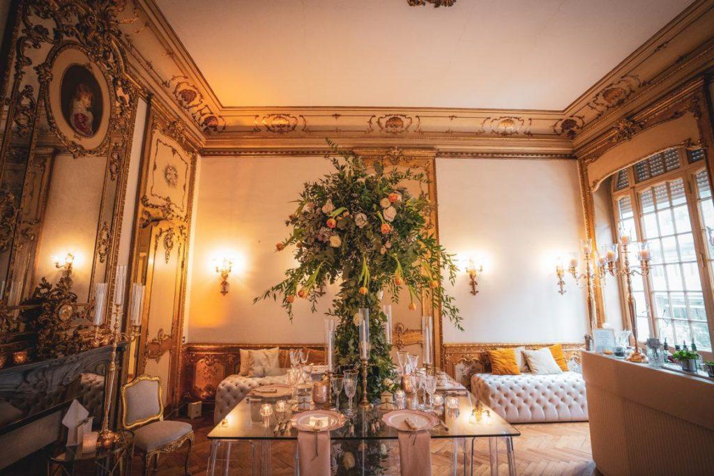 Straordinaria tavola wedding di Le Bonheur Event Design e Alice Bonifazi