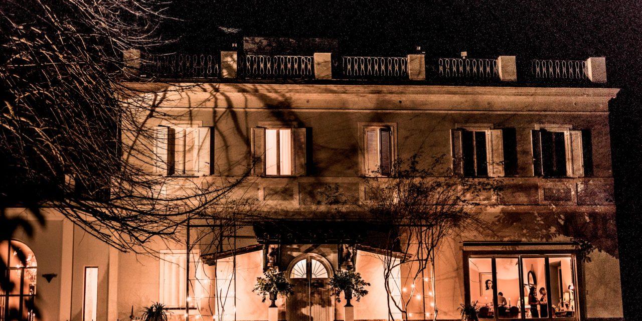 THE ITALIAN WEDDING STARS CELEBRA L'AMORE NELL'EVENTO DI SAN VALENTINO AL RELAIS VILLA LINA DI RONCIGLIONE.