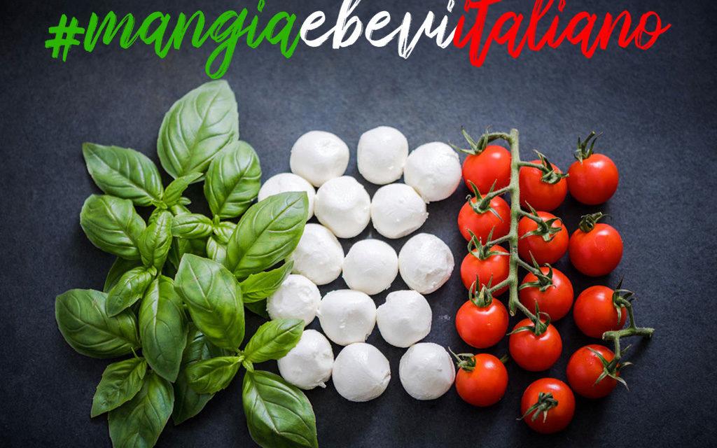 MANGIA E BEVI ITALIANO!