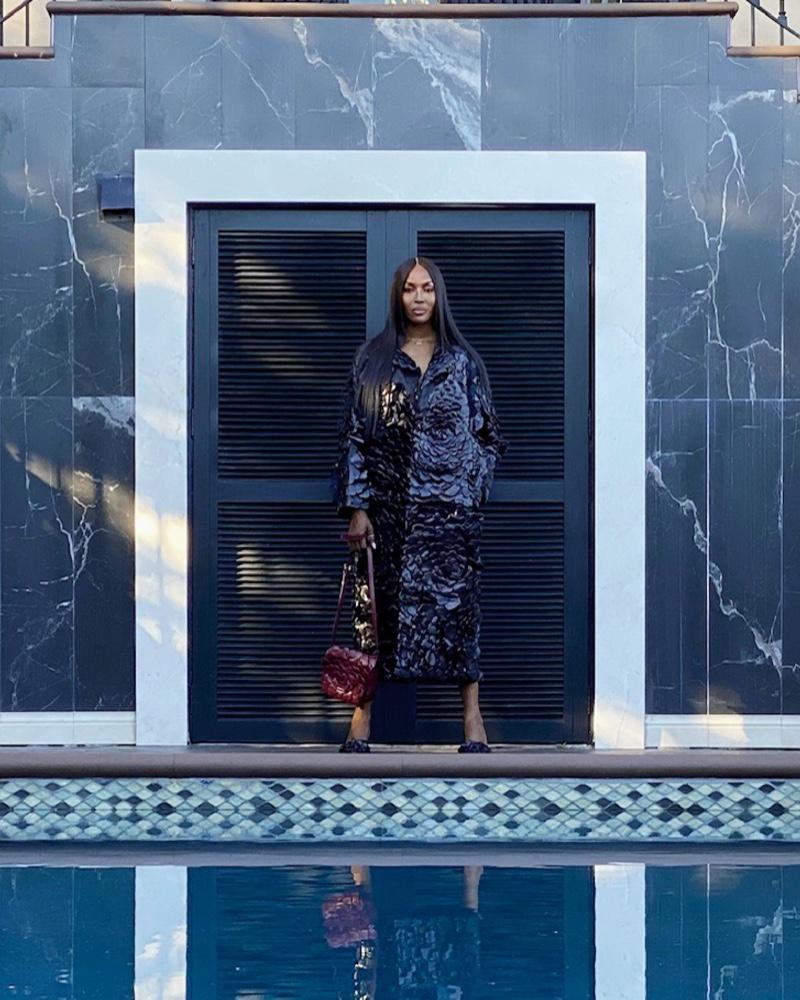 Naomi Campbell by Naomi Campbell