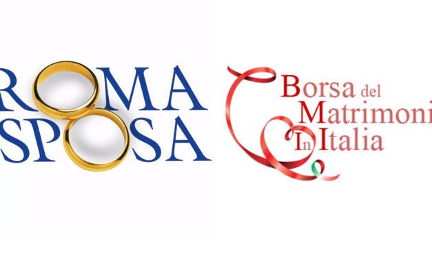 CON ROMASPOSALIVE E BMII LE NOVITÀ DEL WEDDING SFILANO SU PIATTAFORMA DIGITALE