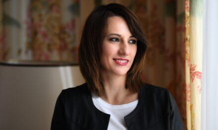 MARIA ELENA DI TERLIZZI, INTERVISTA PER WOMAN & BRIDE