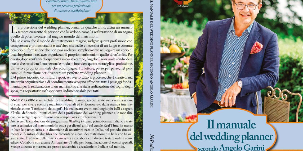 IL MANUALE DEL WEDDING PLANNER SECONDO ANGELO GARINI