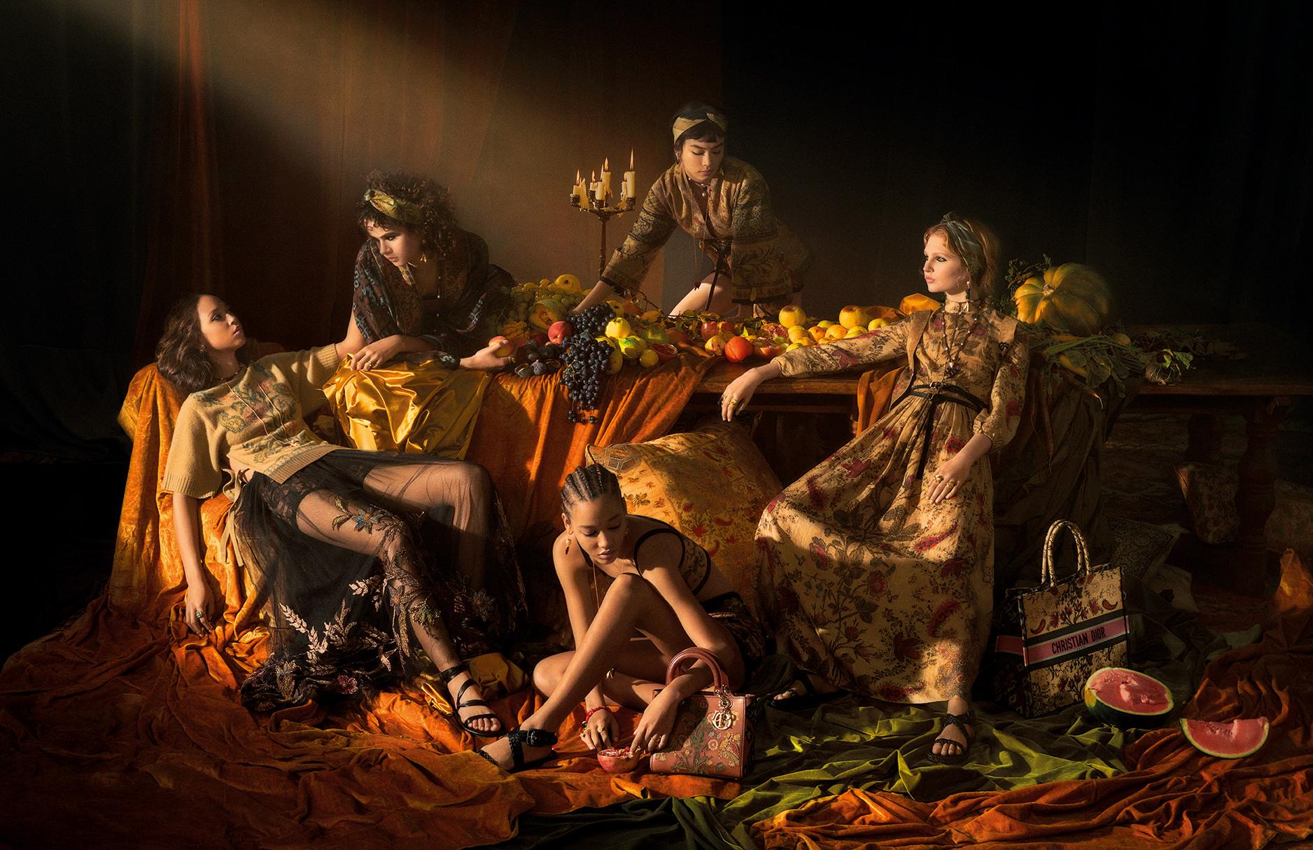 La Nuova Campagna Pubblicitaria di Dior